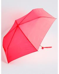 Marks & Spencer - Compact Umbrella With Stormweartm - Lyst