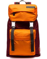 Marni - Backpack In Orange Nylon - Lyst