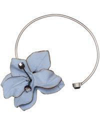 Marni - Rigid Metal Bracelet - Lyst