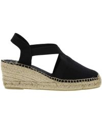 Toni Pons - Ter Linen Wedge Espadrille Shoes - Lyst