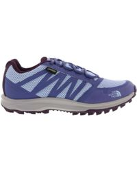 The North Face - North Face Litewave Fastpack Gtx Waterproof Walking Shoes - Lyst
