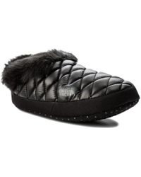 The North Face - Thermoball Tent Mule Faux Fur Iv Slippers - Lyst