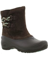 The North Face - Shellista Ii Pull On Boots - Lyst