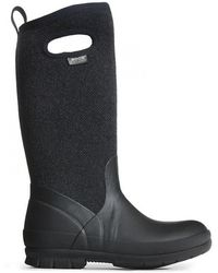 Bogs - Crandall Tall Wool Boot - Lyst