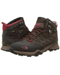 The North Face - Hedgehog Hike Mid Gtx Waterproof Walking Boots - Lyst
