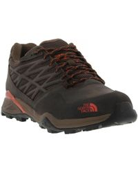 The North Face - North Face Hedgehog Hike Gtx Waterproof Walking Trainers Shoes - Lyst