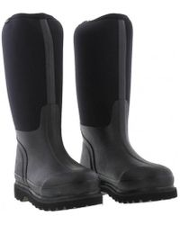 Bogs - Rancher Welly Boots - Black - Lyst