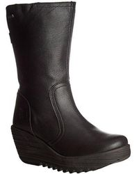 Fly London - Yups 061fly Gtx Waterproof Leather Boots - Lyst