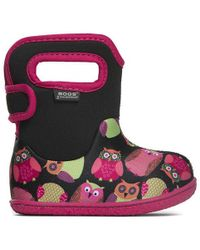 Bogs - Infants Baby Fur Lined Welly Boots - Lyst