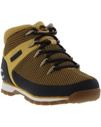 Timberland - Euro Sprint Fabric Ankle Boots - Lyst