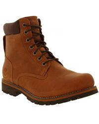 Timberland - Earthkeeper Rugged 6 Inch Waterproof Boots - Red Brown - Lyst