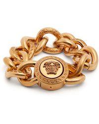 Versace - Medusa Chunky Bracelet - Lyst