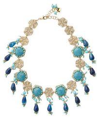Rosantica By Michela Panero - Corte Beaded Necklace - Lyst