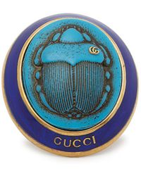 Gucci - Beetle Ring - Lyst