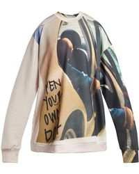 Marques'Almeida - Printed Sweatshirt - Lyst