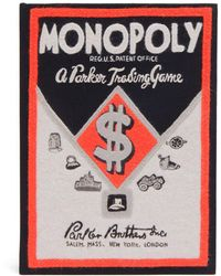 Olympia Le-Tan - Monopoly Parker Bros Trading Game Box Clutch Bag - Lyst
