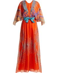 Zandra Rhodes - Archive Ii The 1978 Mexican Mountain Gown - Lyst