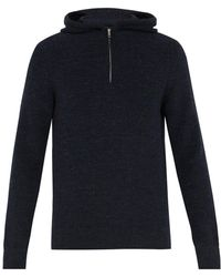 Maison Margiela - Half-zip Wool Jumper - Lyst