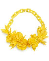 Isabel Marant | Honolulu Flower Necklace | Lyst