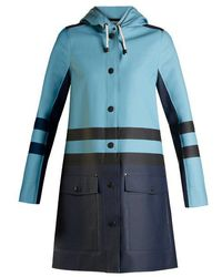 Marni - Hooded Water-repellent Coat - Lyst