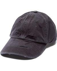 1cf35a2ba45 Vetements - X Reebok Weekday Friday Embroidered Baseball Cap - Lyst