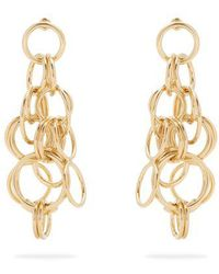 Chloé - Multi-hoop Earrings - Lyst