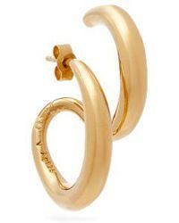 Charlotte Chesnais - Curl Single Earring - Lyst
