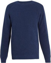 A.P.C. - Moniteur Cotton Sweater - Lyst