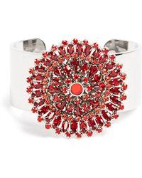 Givenchy | Crystal-embellished Cuff | Lyst
