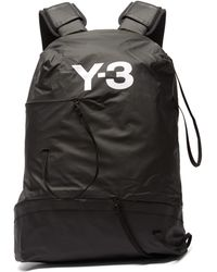 Y-3 - Bungee Technical Backpack - Lyst