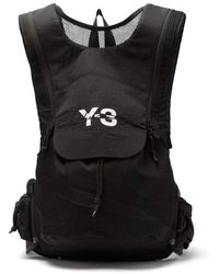 Y-3 - Technical Nylon Backpack - Lyst