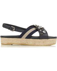 Weekend by Maxmara - Sughero Flatform Sandals - Lyst