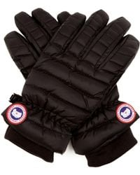 Canada Goose - Lightweight Quilted Gloves - Lyst