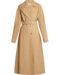 Rachel Comey - Cotton-blend Trench Coat - Lyst