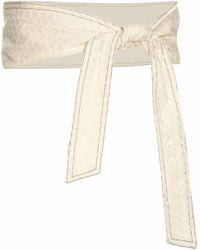 Cecilie Copenhagen - Soto Wrap Waist Belt - Lyst