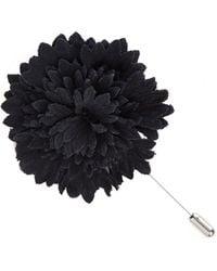 Lanvin - Flower Tie Pin - Lyst