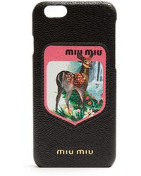 Miu Miu Iphone 7 Case