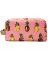 Dolce & Gabbana - Pineapple-print Large Washbag - Lyst