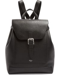 Mulberry - Chiltern Grained-leather Backpack - Lyst