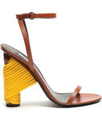 b149c71f21d9 Lyst - Balenciaga Bistrot - Women s Balenciaga Bistrot Heels