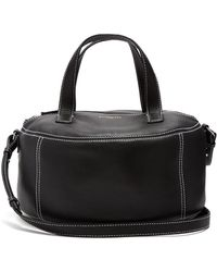 Balenciaga - Air Hobo Small Leather Tote - Lyst
