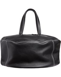 Balenciaga - Air Hobo Extra-large Leather Tote - Lyst