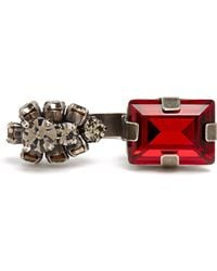 Marni - Double-stone Ring - Lyst