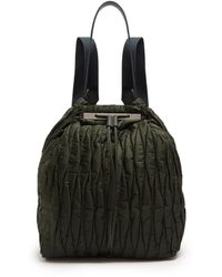 The Row - Backpack 11 Quilted-nylon Backback - Lyst