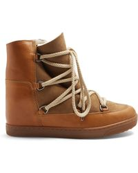 Shop Women\'s Isabel Marant Boots from $88 | Lyst