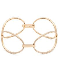 Ileana Makri - Diamond & Yellow-gold Bracelet - Lyst