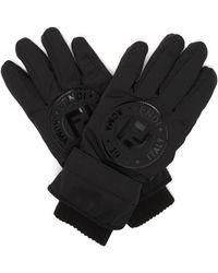 Fendi - Logo Ski Gloves - Lyst