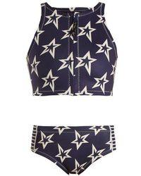 Perfect Moment - Star Neo High-waisted Bikini - Lyst