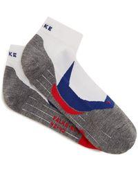 Falke - Ru 4 Cushion Short Running Socks - Lyst