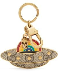 Gucci - Ufo Key Ring - Lyst